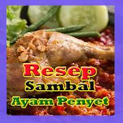 Resep Sambal Ayam Penyet