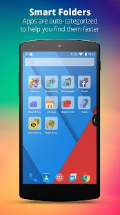 UR 3D Launcher—Customize Phone Screenshot 5