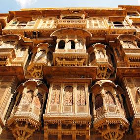 Golden Palace by Dola Das - Landscapes Travel