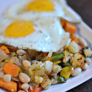 Veggie & Potato Breakfast Hash
