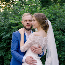 Wedding photographer Serafima Smirnova (dayforyou). Photo of 16.08.2018