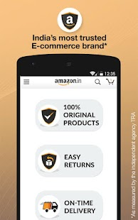 Amazon India Online Shopping Screenshots