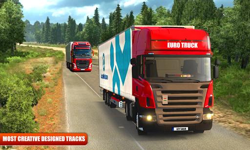 Offroad Cargo Truck Drive Simulator 2018 1.0 screenshots 8