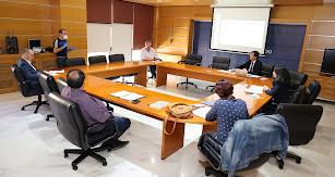 Reunión en el Ayuntamiento de El Ejido.