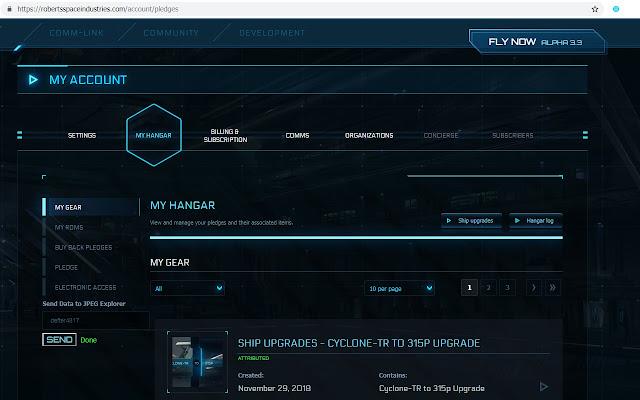 JPEG Explorer: Hangar Importer