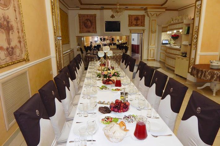 Фото №3 зала Зал ресторана