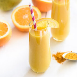Orange Turmeric Smoothie