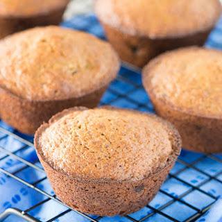 Raisin Date Flaxseed Muffins