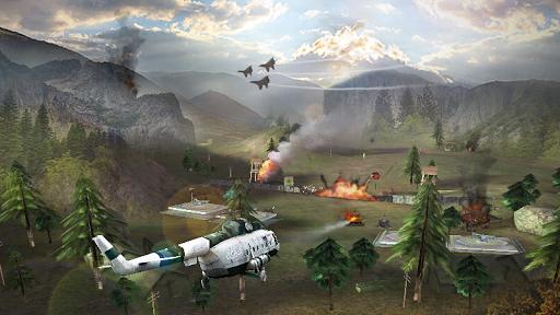 US Army Gunship Attack 3D Heli War Air Strike 2019 1.0 screenshots 2