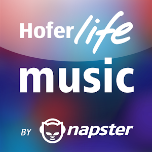 hofer life music by napster android apps on google play. Black Bedroom Furniture Sets. Home Design Ideas