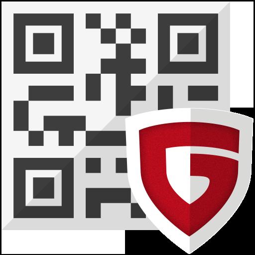 G DATA QR Code Scanner