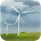 Windmühle Live-Wallpaper icon