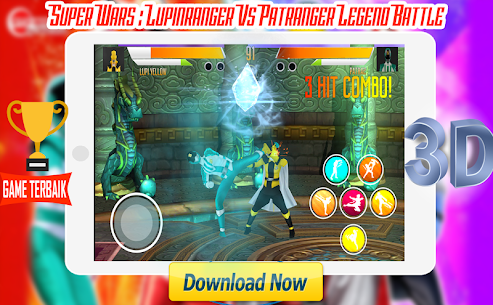 Super Wars : Lupin Vs Patra Legend Battle Apk Latest Version Download For Android 7