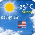 NY Weather icon