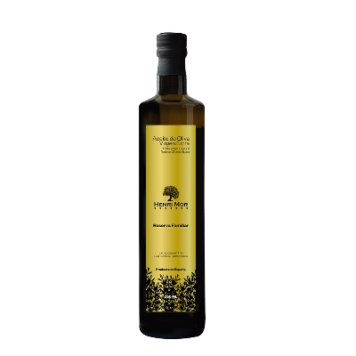 aceite de oliva henri mor extra virgen 250ml.