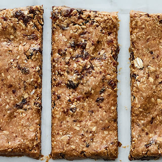 PB&J Energy Bars Recipe