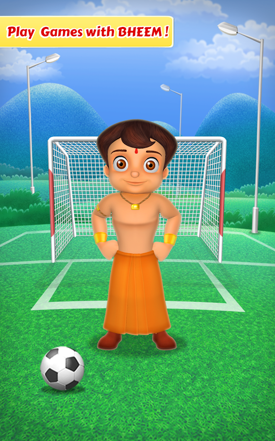 Chhota Bheem Talking Toy- screenshot