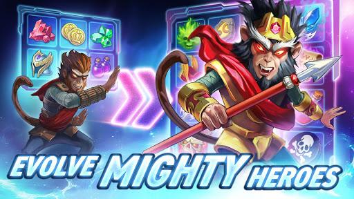 Battle Arena: Heroes Adventure - Online RPG  screenshots 2