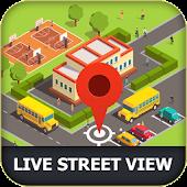 Tải Chế độ xem phố và bản đồ Live 2018 miễn phí