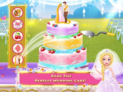 Long Hair Princess 4 - Happy Wedding- screenshot thumbnail