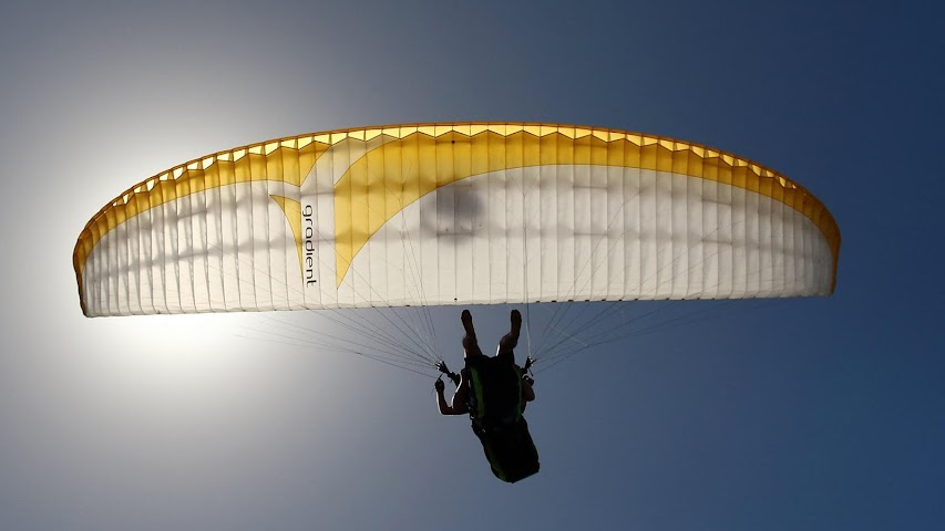 android Extreme.Paragliding.Wallpaper Screenshot 5