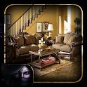 Traditional Living Room Sofa icon