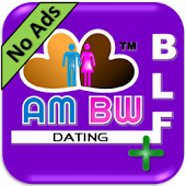 AMBW Dating App+ Asian & Black