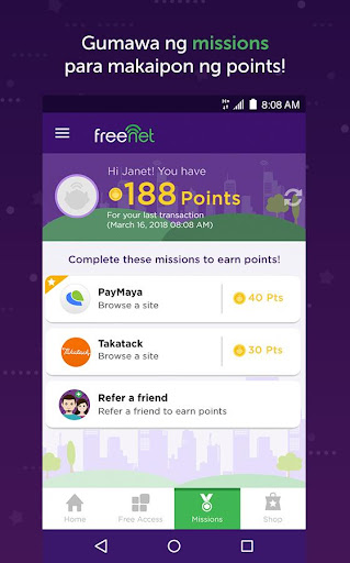 freenet - The Free Internet  screenshots 3