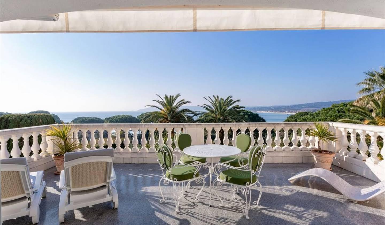 Villa en bord de mer Ramatuelle