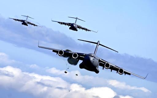 世界軍用航空機のHDの壁紙