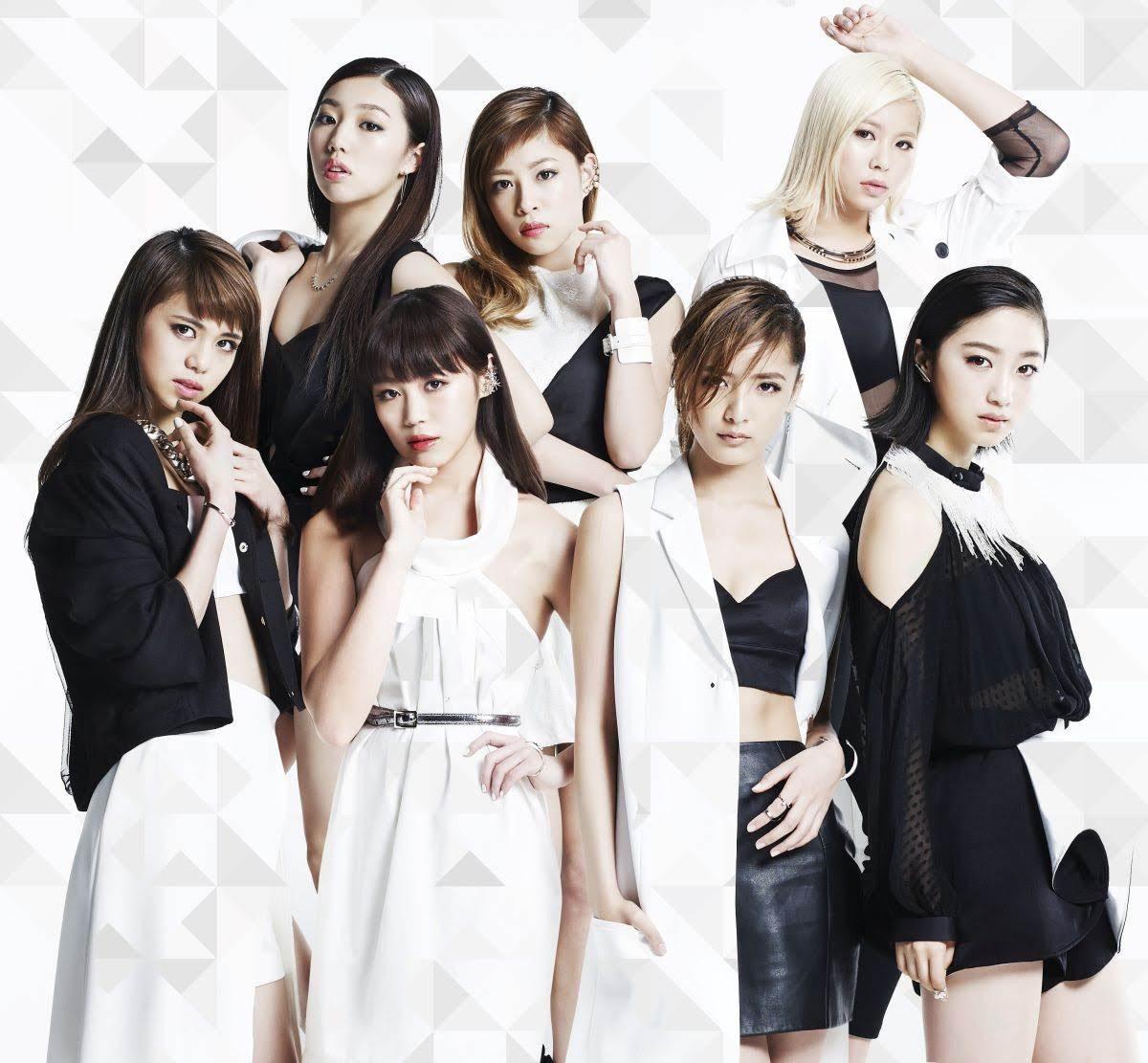 """Imagem promocional do álbum """"Hanadokei""""."""