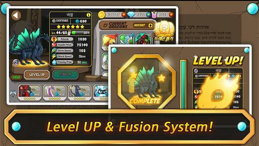 Dragon Village Saga v1.1 APK (Mod)