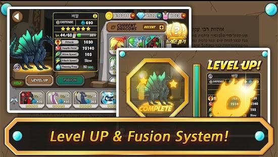 Dragon Village Saga- screenshot