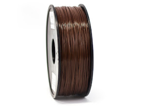 Brown ABS Filament - 1.75mm