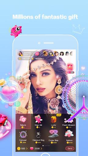 MeMe Live uff0d Live Stream Video Chat & Make Friends 2.8.6.1 screenshots 5
