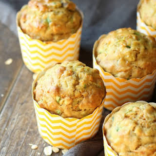 Morning Glory Healthy Muffins.