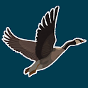 Duck in pipe icon