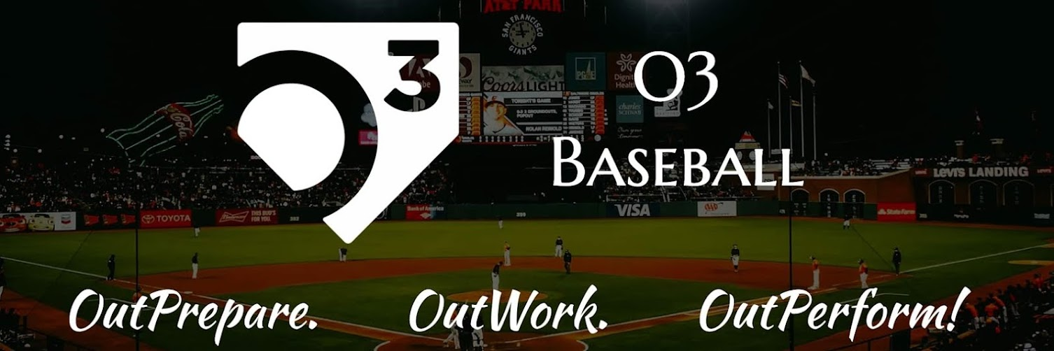 O3 Baseball & The House Barbell Club