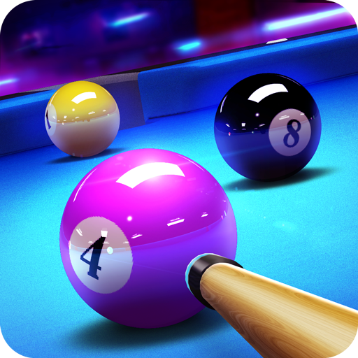 3D Pool Ball Icon
