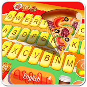 Fast Food Restaurants Keyboard Theme