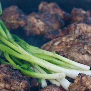 Grilled Thai Coriander Chicken