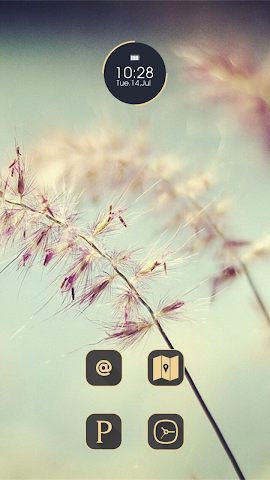 android Strange Shaped Flowers Screenshot 2