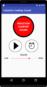 Induction Cooktop Sound 1.41 Mod APK (Unlock All) 3