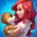 Meow Match: Cats Matching 3 Puzzle & Ball Blast icon