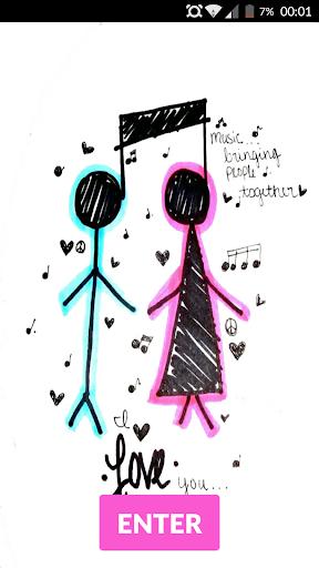 浪漫的音乐免费情歌