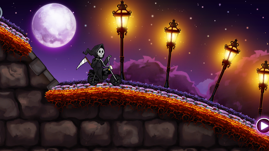 Halloween Town Racing Screenshot