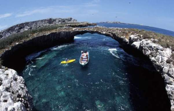 Ilhas Marietas