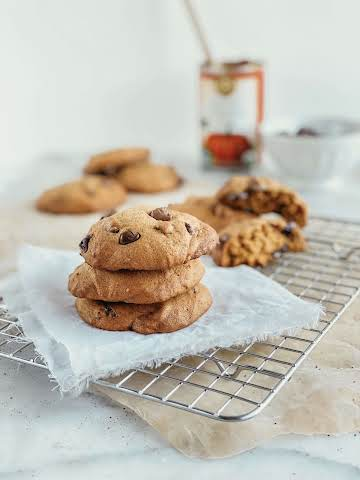 Brown Butter Pumpkin Chocolate Chip Cookies • Sage to Silver