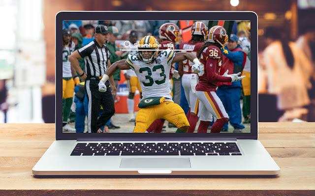 Aaron Jones HD Wallpapers NFL Theme