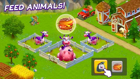 Golden Farm : Idle Farming Game 2